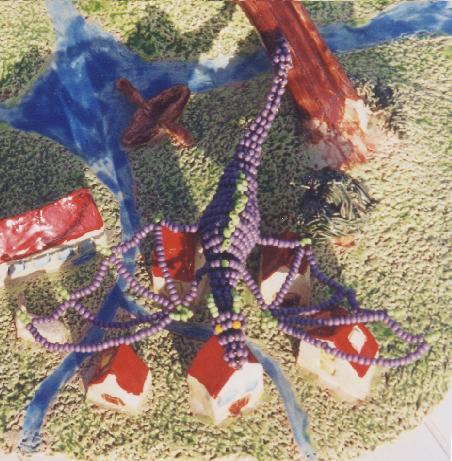Бисероплетения драконы фото